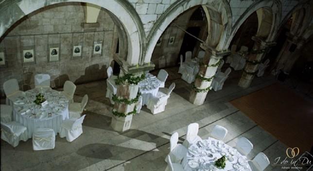 Pałac Sponza w Dubrowniku