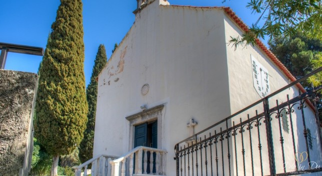 Church of St. Hilarion in Mlini