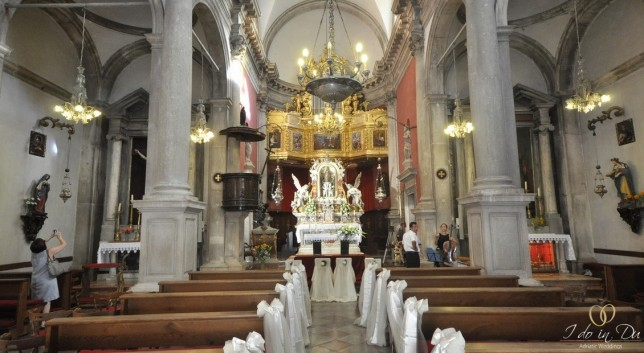 Church of St. Blaise in Dubrovnik