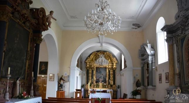 Church of Nicolas in Cavtat