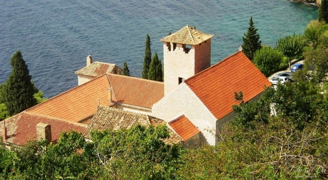 Church of St. Jacob in Dubrovnik