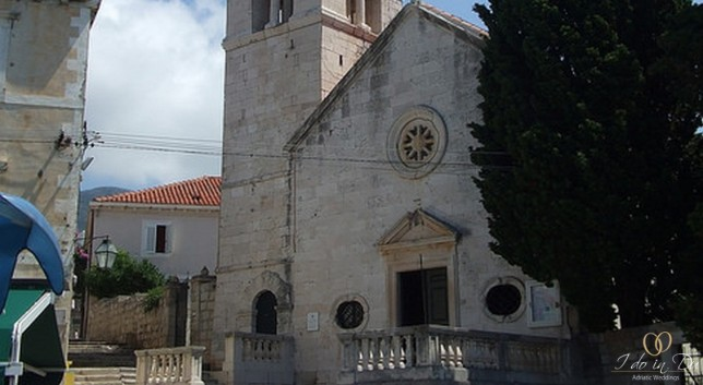 Church of Nicolas in Cavtat