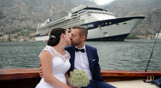 Wedding in Croatia and Montenegro