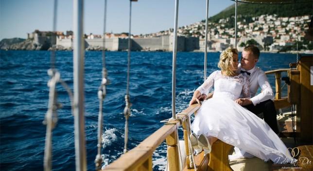 Wedding in Croatia and Montenegro