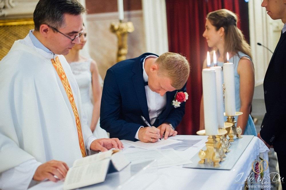 Ślub w Chorwacji i Czarnogórze